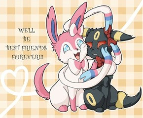 Poor Umbreon