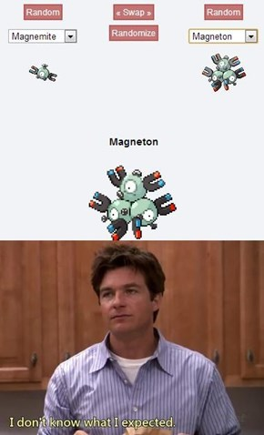 Pokemon Fusion at its Worst