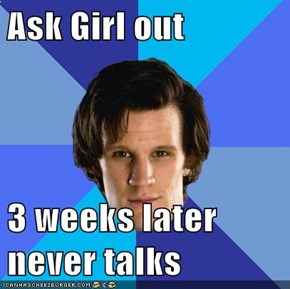 Ask Girl out   3 weeks later never talks