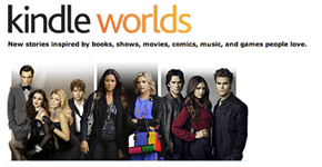 Fandom News of the Day: Amazon Announces Fanfic Publishing Platform