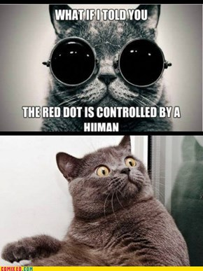 Then Who Controls The Humans?