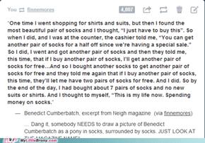 Benedict Ponysocks