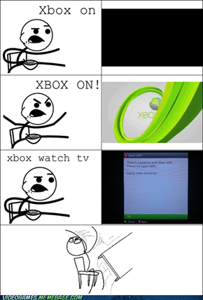 XBOX KILL YOURSELF