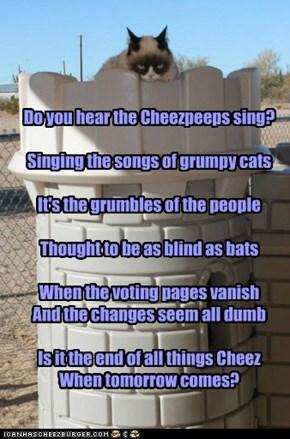 Les Cheez: A Musical