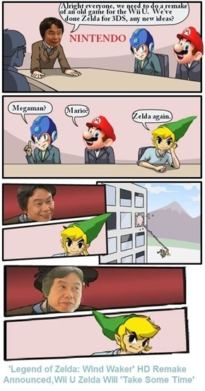 What Really Happened That Day at Nintendo