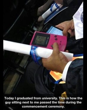 Graduating Like a Boss