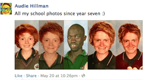 Those Are Some Great School Photos