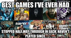 A Lot of Gamers Seem to Have This Problem
