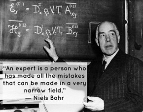 Are You an Expert