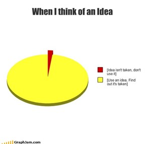 When I think of an Idea
