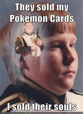 They Sold My Pokemon Cards