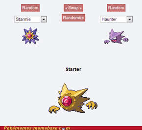My Favorite Starter Pokemon
