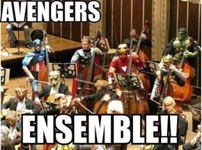 Avengers Ensemble!!