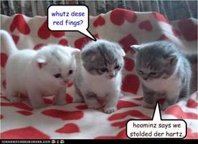 whutz dese red fings?