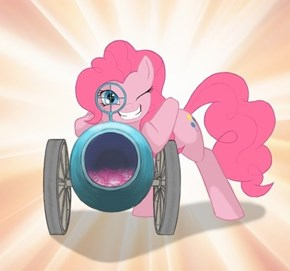 Pinkie is Bringing the Party to You!