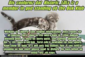 Offishul JeffCatsBookClub Memburship Kard for Historic_LOLs