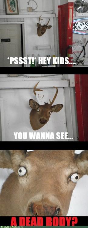 Creepin' Crack Deer
