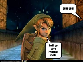 saving Zelda (SHUT UP!!!)