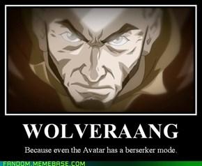 I'm the Avatar, bub!