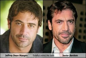 Jeffrey Dean Morgan Totally Looks Like Javier Bardem