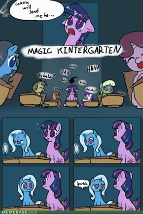 Magic Kindergarden!