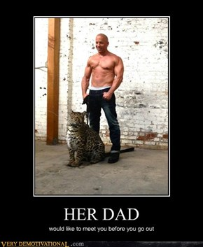 Vin Diesel Is Your Dad?
