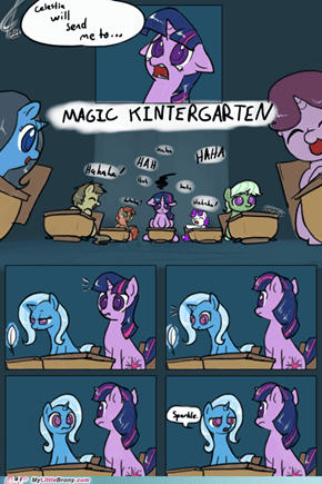 Magic Kindergarden