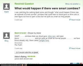Yahoo Answers at its finest.