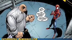 Spidey's Got All the Jokes