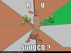 R       U  SudOCD ?