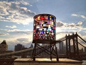 Light Houses Become Public Art