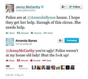 Amanda MAD!