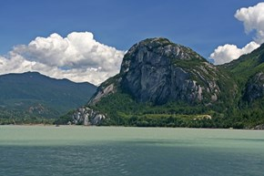The Stawamus Chief, Squamish, Canada