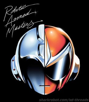Can We Please Get Some Daft Punk Remixes of Mega Man Music?