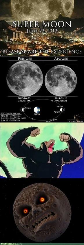 """""""Super Moon"""""""