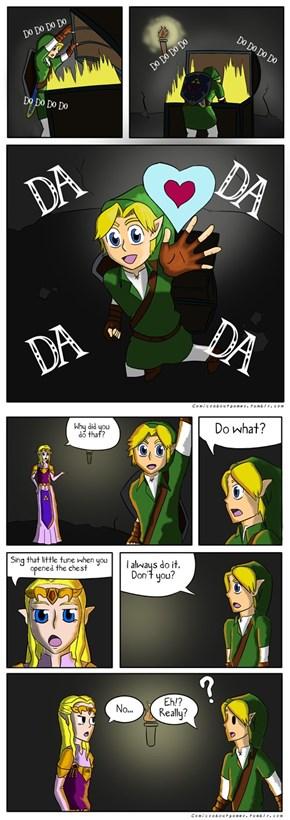 Link's Fanfare