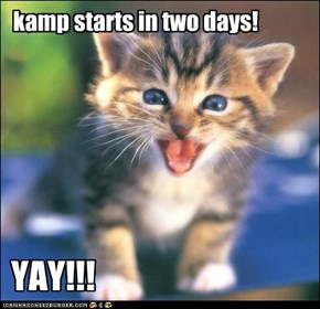 excited kamper is excited