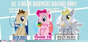 Derpy is best backpack.
