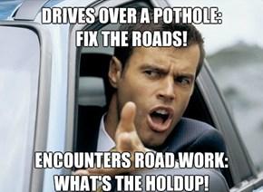 Those Darn Impatient Drivers
