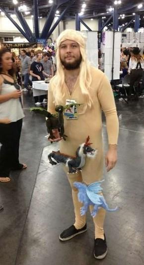 Daenerys Beardgaryen