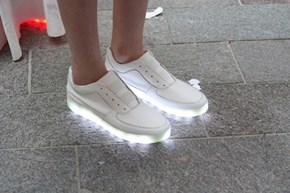 For the Adult Who Never Got Those Light Up Shoes as a Kid
