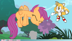 """Scootaloo you can do it!"""