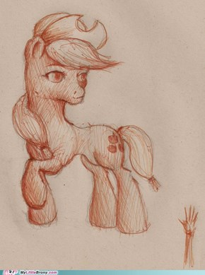 Portraits: Applejack