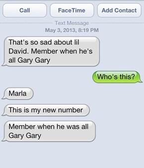 Gary Gary