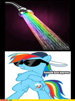 Rainbow Approves!