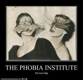 THE PHOBIA INSTITUTE