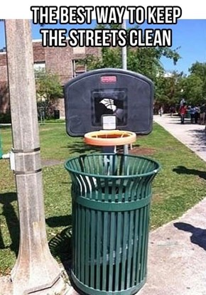 Even I Can Dunk!