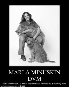 MARLA MINUSKIN DVM