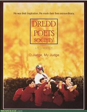 Dredd Poets Society