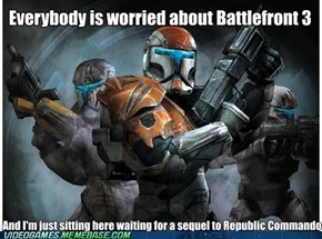 There Are Other Fun Star Wars Games You Know?